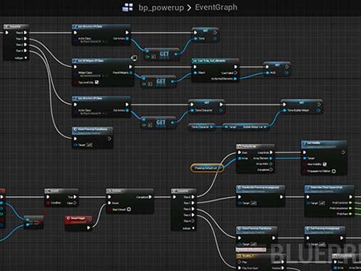 UE4 Blueprint